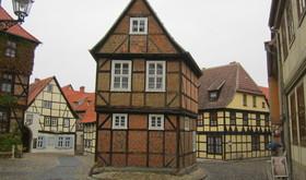 Bild: Zum Unesco-Welterbe Quedlinburg