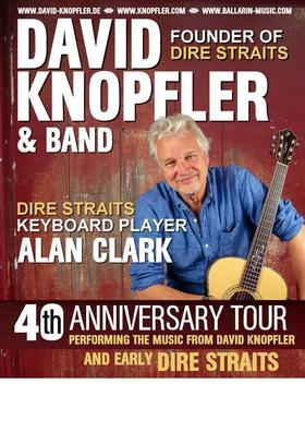 Bild: David Knopfler & Harry Bogdanovs 40th Anniversary Tour 2017 - David Knopfler & Harry Bogdanovs 40th Anniversary Tour 2017