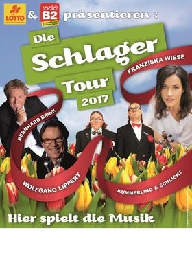"""""""Hier spielt die Musik"""" - Die Schlagertour 2017"""