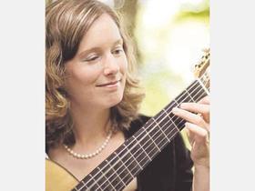 Bild: Anika Hutschreuter: Gitarrenmusik von Bach bis Brasilien