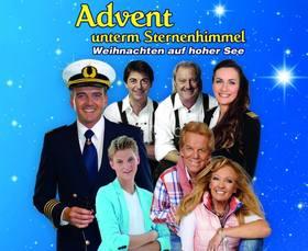 Bild: Advent unterm Sternenhimmel - Weihnachten auf hoher See