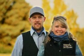 Bild: Motivation für Pferd und Mensch - Peer Claßen und Jenny Wild