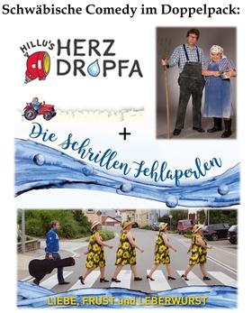 Bild: Hillus Herzdropfa & Die schrillen Fehlaperlen - Liebe, Frust und Leberwurst