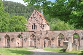 Bild: Das Kloster Hirsau und die Reformation in Baden und Württemberg