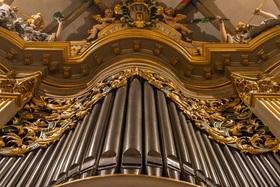 Bild: Freiberger Orgelnacht - Silbermanns Silbermänner
