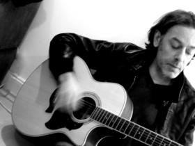 Bild: Michael Halberstadt - Gitarrist - Sänger - Komponist - Musikproduzent