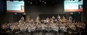 Bild: Weihnachtskonzert des Musikvereins Kressbronn e. V. - 1. Konzert - Premiere