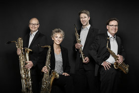 Bild: Pindakaas Saxophon Quartett
