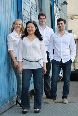 Bild: Kammerkonzert mit dem Gémeaux Quartett