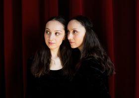 Bild: Klavierduo Ani & Nia Sulkhanishvili