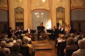 Bild: Kammerkonzert der Meersburger Sommerakademie