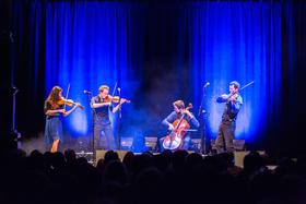 Bild: Feuerbach Quartett - Knights and Fools