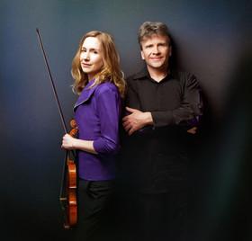 Bild: Konzert auf Saiten & Tasten - Duo Concertante aus Neufundland/ Kanada