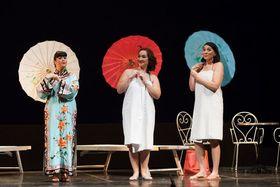 Bild: Le cinesi - after Metastasio, Opera di salotto 1