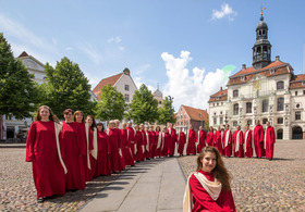 Bild: Gospelchor Lüneburg - Benefizkonzert