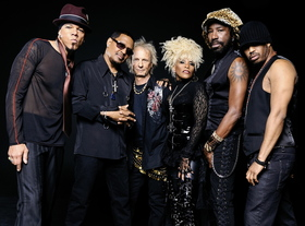 Bild: Mothers Finest - Goody 2 shoes and the filthy beasts European Tour 2017