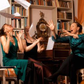 Bild: WIENER MATINÉE – Ein klassisches Clavier-Trio auf Originalinstrumenten