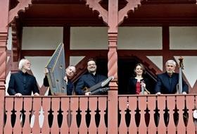 """Bild: Münchner Konzertschrammeln:""""Kreislers geschrammelte Werke"""""""