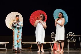 Bild: Le Cinesi - after Metastasio, Opera di salotto 3