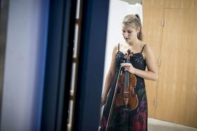 Bild: Preisträgerkonzert - des Kulturkreises der deutschen Wirtschaft 2016 und des deutschen Musikrates 2017