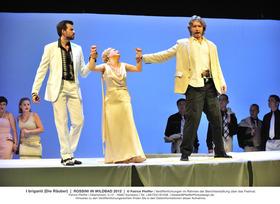 Bild: Aureliano in Palmira - 2. Aufführung