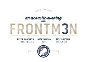 FRONTM3N - An Exclusive Acoustic Night-Tour 2018