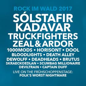 Bild: Rock Im Wald 2017 - Kombiticket