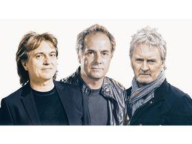 Bild: FRONTM3N - An Exclusive Acoustic Night - Peter Howarth, Mick Wilson & Pete Lincoln