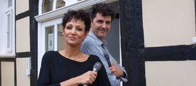 Bild: Sandra Kreisler & Roger Stein - Wortfront - Lieder zwischen Panik und Poesie
