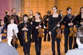 Bild: Konzert des Konservatorium am Phönixsee Dortmund