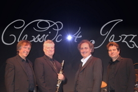 Bild: Sebastian Laverny-Quartett - A Tribute to Glenn-Miller