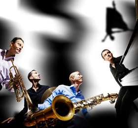 Bild: Echoes of Swing: Benefizkonzert - feat. Chris Hopkins, Colin T. Dawson, Bernd Lhotzky & Oliver Mewes