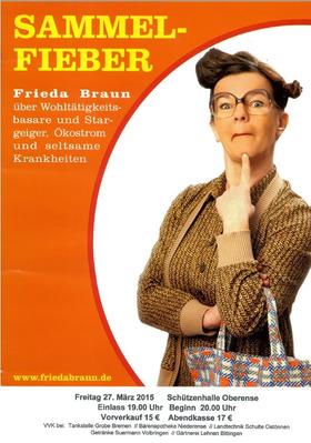 Frieda Braun - Sammelfieber
