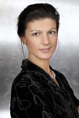 """Bild: Live-Übertragung - Sahra Wagenknecht & Peter Gauweiler """"Trompeten gegen den Untergang Europas"""""""