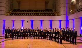 Bild: 3. Konzert: Geistliche Chormusik aus Skandinavien und Deutschland