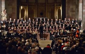 """Bild: 6. Konzert: """"Macht hoch die Tür … !"""" Chor- und Bläsermusik zu Advent und Weihnachten"""