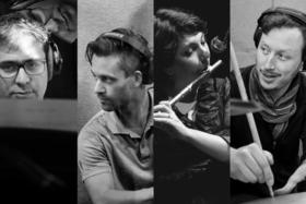Bild: Latin Jazz - Exequiel Mantega Trio