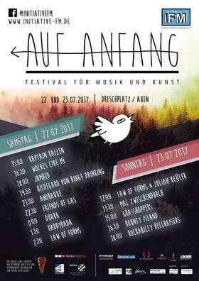 Bild: Auf Anfang! - Festival für Musik und Kunst