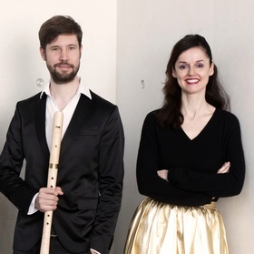 Bild: Lieder ohne Worte - Konzert mit Stefan Temmingh und Margret Köll