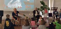 Bild: Wagner für Kinder: Lohengrin