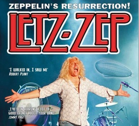 Bild: Letz Zep – Official Tribute to Led Zeppelin - Zepplin's Resurrection!
