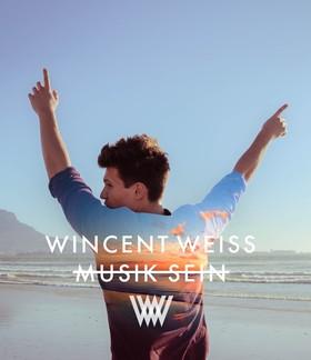 Bild: Wincent Weiss live on stage - Musik Sein
