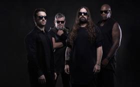 Bild: Sepultura + Evil Invaders - Machine Messiah Tour 2017