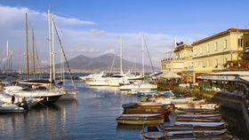 Bild: Amalfiküste - Golf von Neapel und Insel Capri - Michael Murza