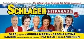 Bild: Die große Schlager Hitparade 2018 -