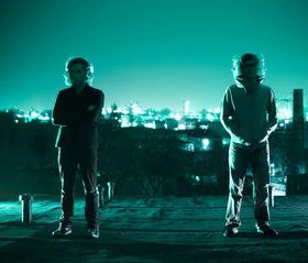 Bild: Finn-Ole Heinrich und Spaceman Spiff - Du drehst den Kopf, ich dreh den Kopf
