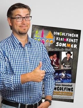 Bild: Dingolfinger Kleinkunst Sommer - von und mit Stefan Otto, Aurer Jackl, Hanse Schoierer, Blechbixn, ALIMA