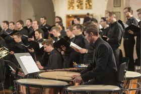 Bild: Chor - Orchesterkonzert - Im Rahmen des Bodenseefestivals 2017