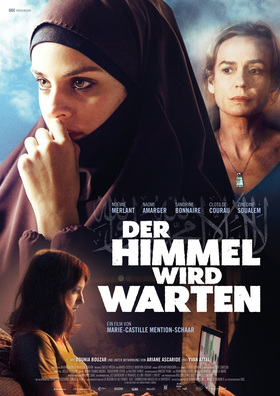 Bild: Der Himmel wird warten - Premiere mit Sekt & Brezel in Anwesenheit von Regisseurin Marie-Castille Mention-Schaar