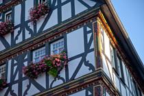 Bild: Fachwerk in Wetzlar